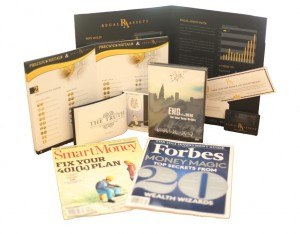 Gold IRA Precious Metal Investing Kit - Regal Assets