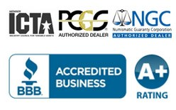 precious metals accreditations