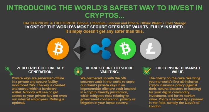 the worlds safest way to invest in cryptos