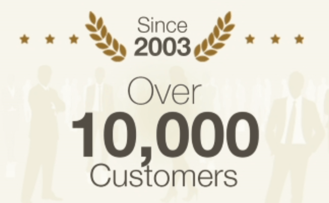 Birch Gold 10000 customers