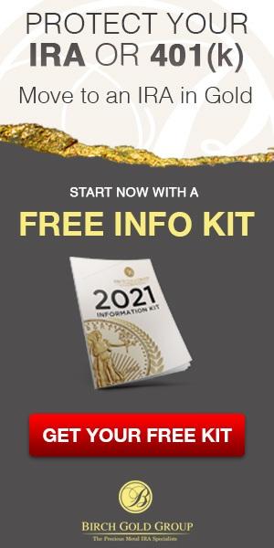 Birch Gold 2021 Gold Invest Kit