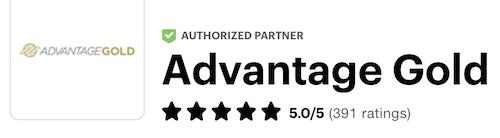 Advantage Gold Consumer Affairs rating and reviews
