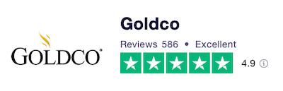 Goldco reviews Trustpilot
